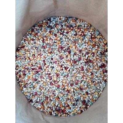 Kompletná kŕmna zmes pre úžitkové nosnice Granulovana 25kg