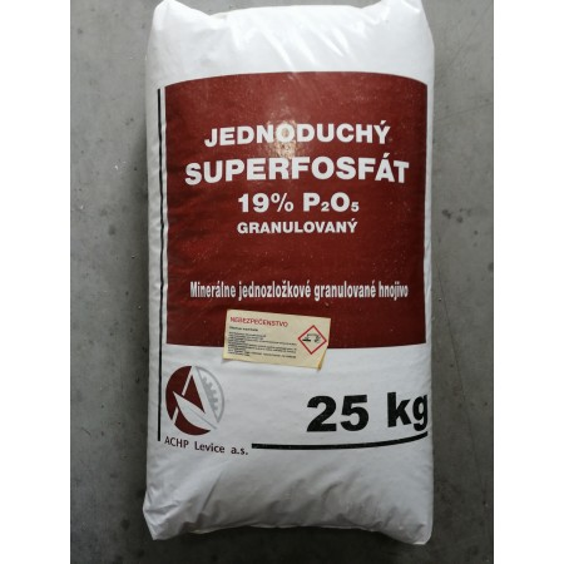 Jednoduchý superfosfát 25kg